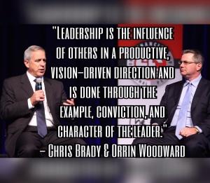 Brady and Woodward
